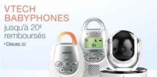 promo vtech babyphone